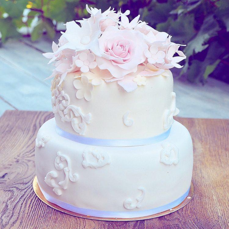 производителя торт свадебный двухъярусный фото последних