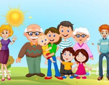 Загадки про семью 🥝 40 самых лучших головоломок на русском