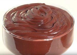 Готовим заварной шоколадный крем правильно: простой пошаговый рецепт с фото.