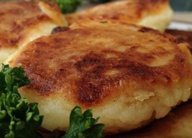 Вкусный картофельные зразы 🥝 в духовке