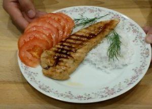 Ароматная индейка в соевом соусе: готовим по рецепту с пошаговыми фото.