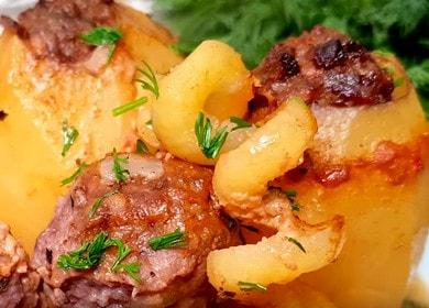 Потрясающе вкусный картофель, 🥝 фаршированный фаршем