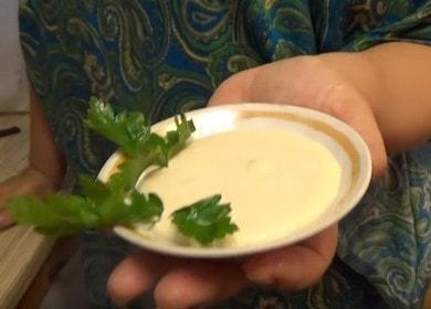 Ароматный и нежный 🥝 сливочно-чесночный соус