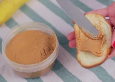 Рецепт вкусной арахисовой 🥝 пасты