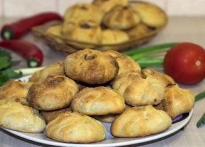 Рецепт татарского Вак беляша