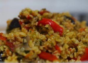 готовим необычные блюда из булгура