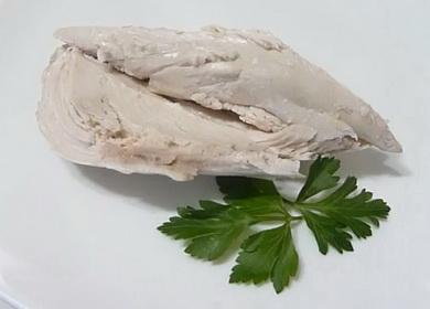 Как правильно варить 🥝 куриное филе