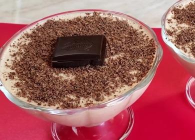Вкуснейший десерт из ряженки 🥝 за 20 минут