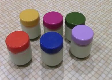 Рецепт вкусного домашнего 🥝 йогурта в йогуртнице
