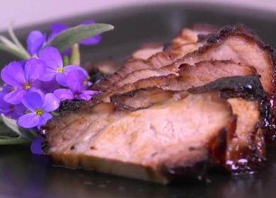 Лучший маринад для стейка 🥝 из свинины