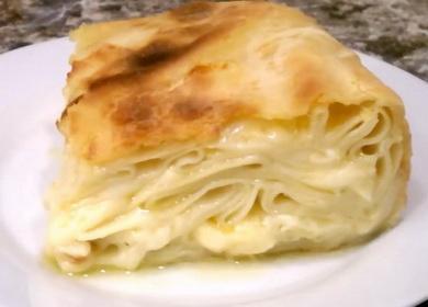 Ачма с сыром — изумительный 🥝 рецепт