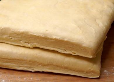 Как сделать отличное 🥝 слоеное тесто за 10 минут