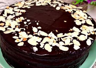 Вкуснейший торт без яиц 🥝 «Идеал»