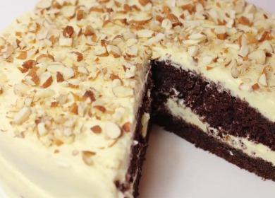 Торт в микроволновке 🥝 за 10 минут