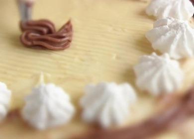 Вкусный торт «Полет» 🥝 — проверенный рецепт