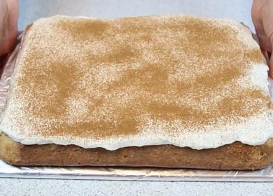 Вкусный торт-десерт 🥝 «Три молока»
