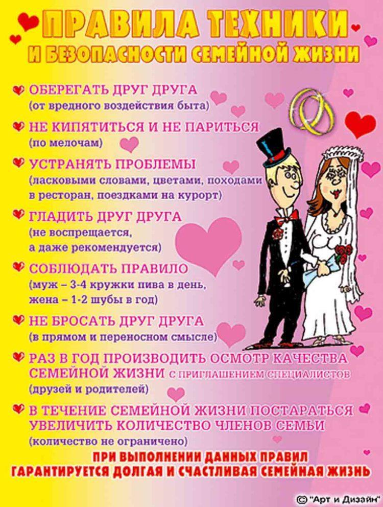 Самое смешное поздравление со свадьбой