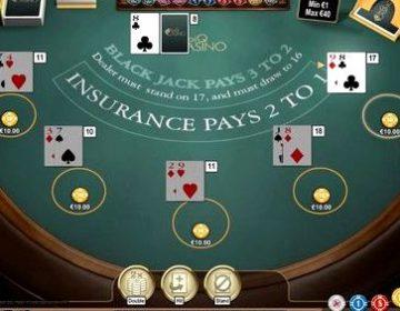 Блэкджек онлайн — игра в 21-о. Как считать карты в блэкджек?