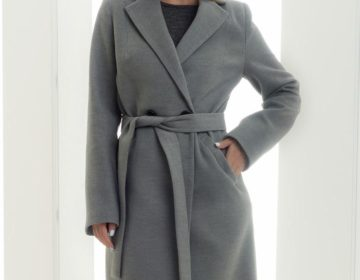 Виды пальто и с чем его носить