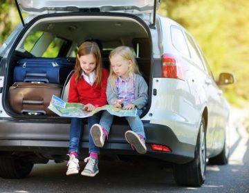Чем занять ребенка в дороге:7 проверенных способов для детей 4-7 лет