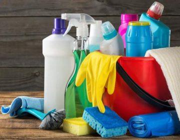 Бытовая химия в доме — 8 правил безопасного хранения