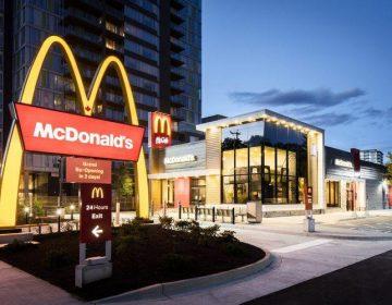 Новинки Макдональдс: меню и цены