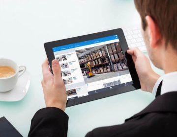 Видеонаблюдение через Интернет — современные технические возможности
