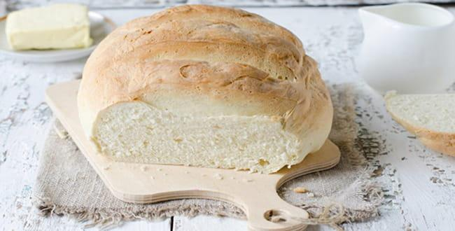Рецепт хлеба в духовке 🥝 как приготовить тесто и испечь дома вкусный хлеб