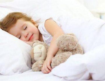 Как обеспечить малышу здоровый сон?