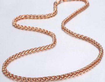 Золотые цепочки — качество и надежность