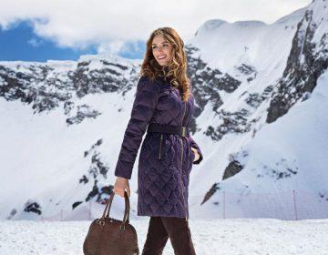 Модная зима: как выглядеть стильно в верхней одежде