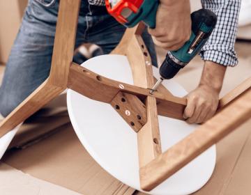 Плюсы и варианты самостоятельного изготовления мебели