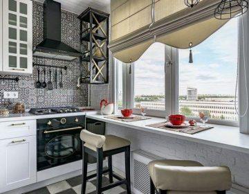 Стили и дизайны кухонь