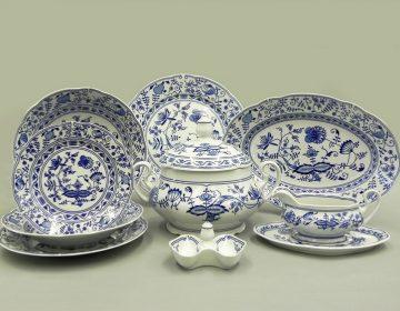 Истоки появления фарфоровой посуды