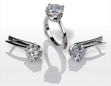 Изделие с бриллиантом: сложности выбора