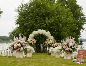 Свадьба на природе в Подмосковье – праздник, который запомнится на всю жизнь