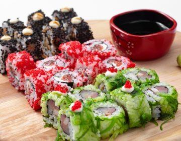 Роллы и суши: польза и вред, калорийность