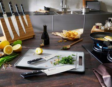 Выбираем кухонные ножи