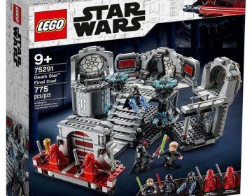 Конструкторы LEGO Star Wars: культовая линейка для детей и взрослых