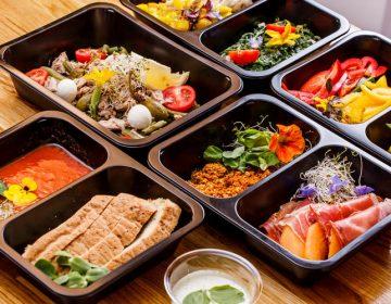 Преимущества заказа еды с доставкой на дом