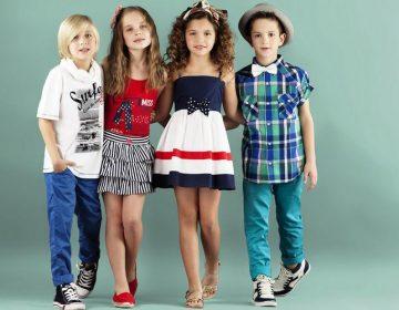 Лучшие производители детской одежды