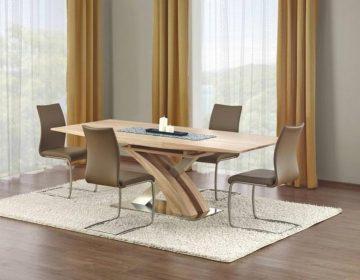 Обеденный стол: незаменимый элемент интерьера на кухне
