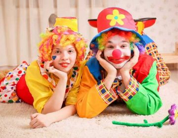 Аниматоры клоуны, для детских праздников