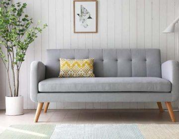 Идеальный диван в скандинавском стиле